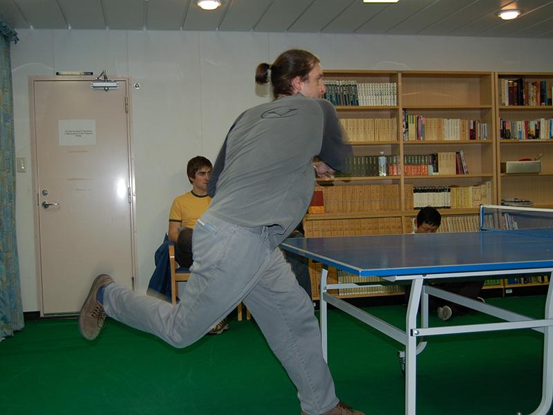 卓球の国際対抗試合