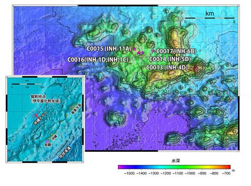 国際深海掘削計画