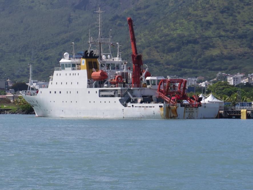 しんかい6500」研究航海 YK16-E0...